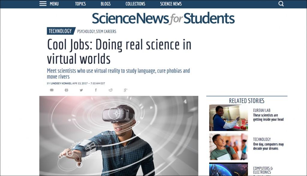 Read Full Article in ScienceNews