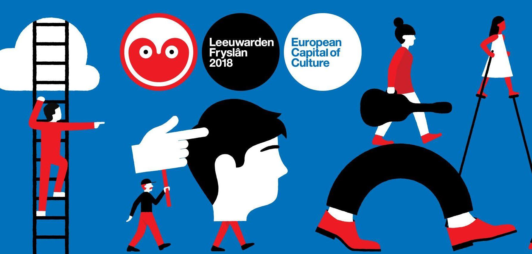 Leeuwarden European Capital of Culture: Het huis dat met je hersenen speelt